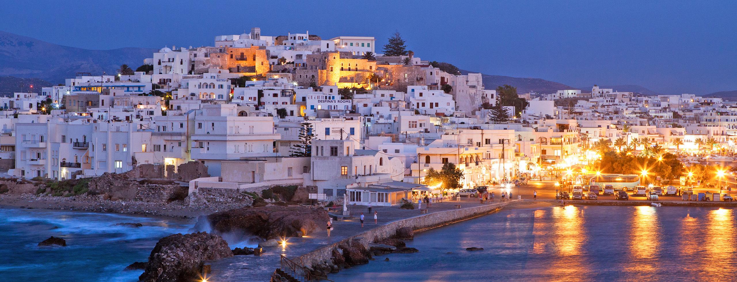 Naxos Tours Hotels Villas Archaeological Sites